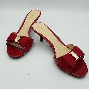 NWT! Very pretty short RED heels